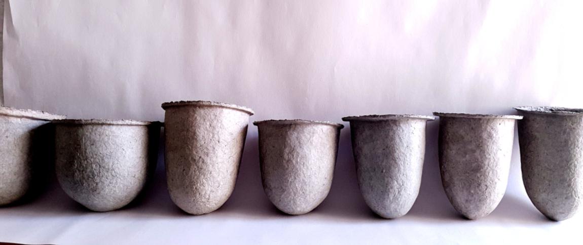paper pulp vessels